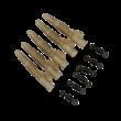 Micro Lead Clip, Swivels & Tail Rubbers
