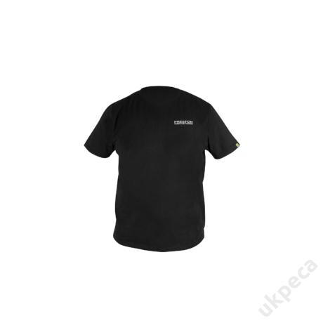 PRESTON BLACK T-SHIRT - LARGE