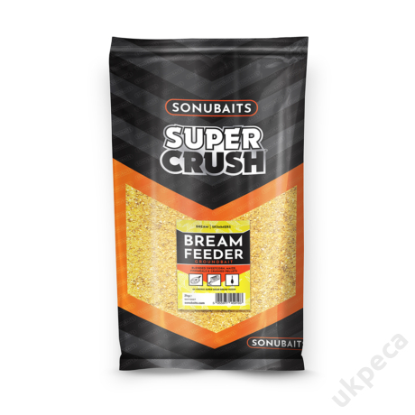 SONU BREAM FEEDER GROUNDBAIT (2KG)