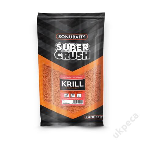 SONU SUPERCRUSH KRILL (2KG)