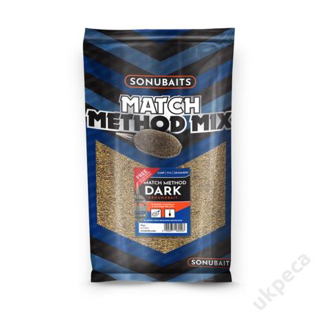 SONU MATCH METHOD MIX DARK (2KG)