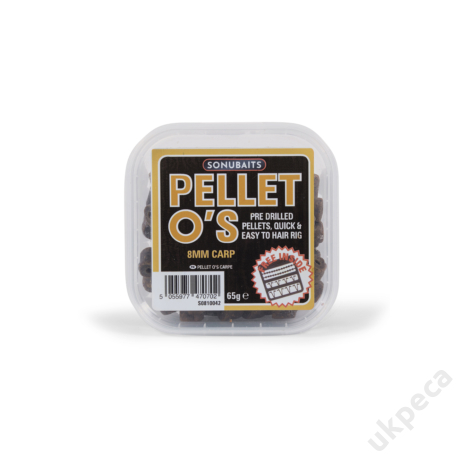 SONU PELLET O'S - CARP 8MM