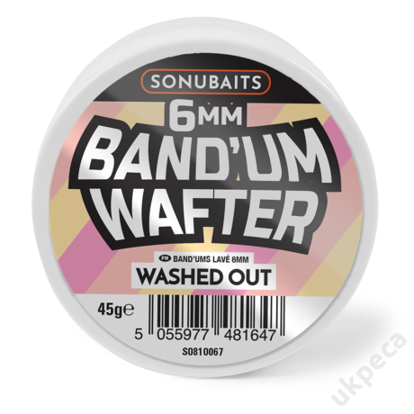 SONU BANDUM WAFTERS - WASHED OUT 6MM